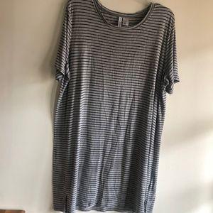 H&M Divided t-shirt dress